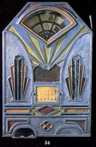 9 Slot Machines 80s Frameable Art WOW 18 to choose from image 1