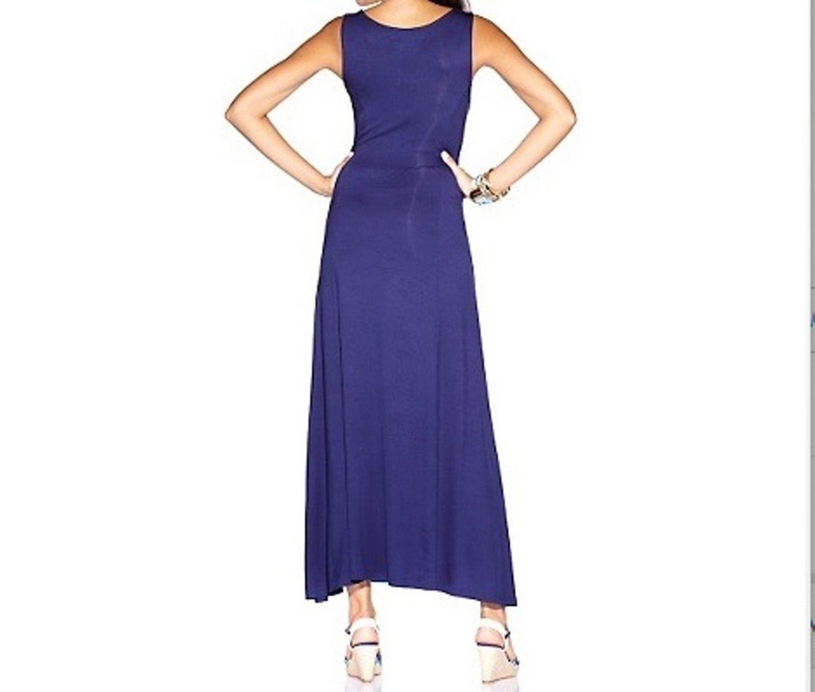 Women''s Cruise evening party day work office stretch knit tie maxi dress plus2X