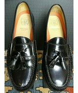 Men's Cole Haan Pinch Grand OS Classic Black Leather Tassel Loafer Sz. 8... - $54.63
