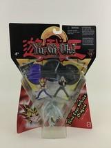 Yu-Gi-Oh Action Figures Yugi Pegaus Blue Eyes White Dragon Series 1 Matt... - $35.59