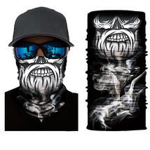 Crazy SKULL HEAD Winter Face Mask Bandanas Headband Multi Headwear Scarf 36 - $5.93