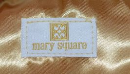 Mary Square 7961 Pink Gold Zipper Tassel Crazy Town Pouch image 4