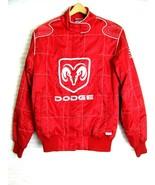 Chase NASCAR Jacket  Authentic Dodge  Evernham Motor Sports #9 Womens Me... - $54.40