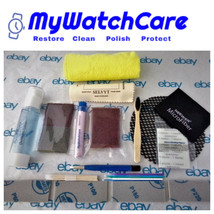 32pc TAG Heuer AquaRacer Watch -Scratch Removal & Cleaning Kit -*Brushed Finish* - $39.95