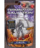 2009 Terminator Salvation T-RIP Action Figure New In The Package - $54.99