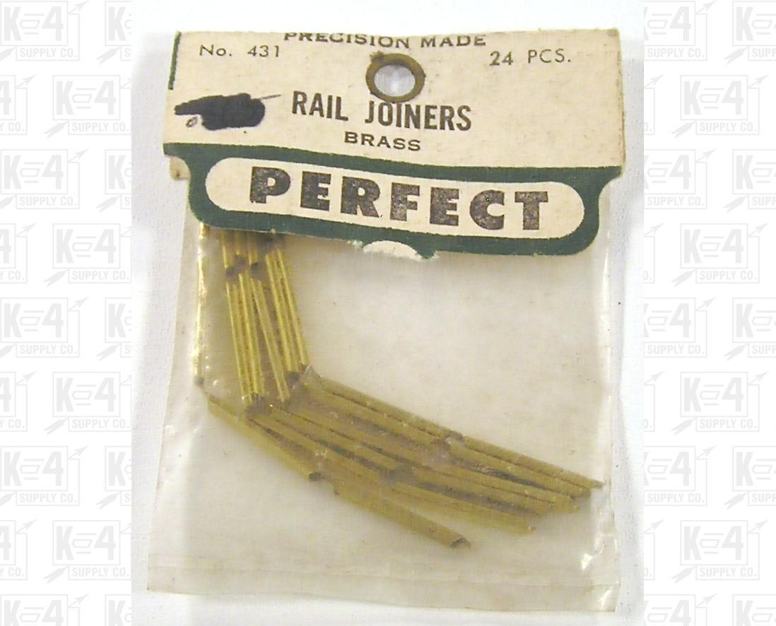 Perfect Parts: HO Code 100 Rail Joiners 431