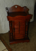 Cherry Nightstand  (NS20) - $299.00
