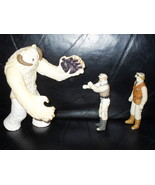 Vintage Star Wars 1981 Hoth Wampa With 1980 Figures - $39.99