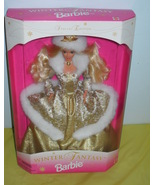 1995 Winter Fantasy Barbie Doll New In The Box - $29.99