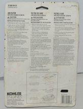 Kohler Genuine Parts 490200K054 Air Filter with Pre Cleaner image 3
