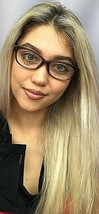 New FENDI FF 72/F4U 53mm Tortoise Women's Eyeglasses Frames Italy  - $149.99