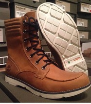 """Women's Shoe Timberland Sumter 6"""" Brown Tall Boots Style A12NW. Size:9M New - $118.80"""