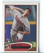 TREVOR BAUER RC 2012 Topps Update #US212 Arizona Diamondbacks Baseball Card - $1.79