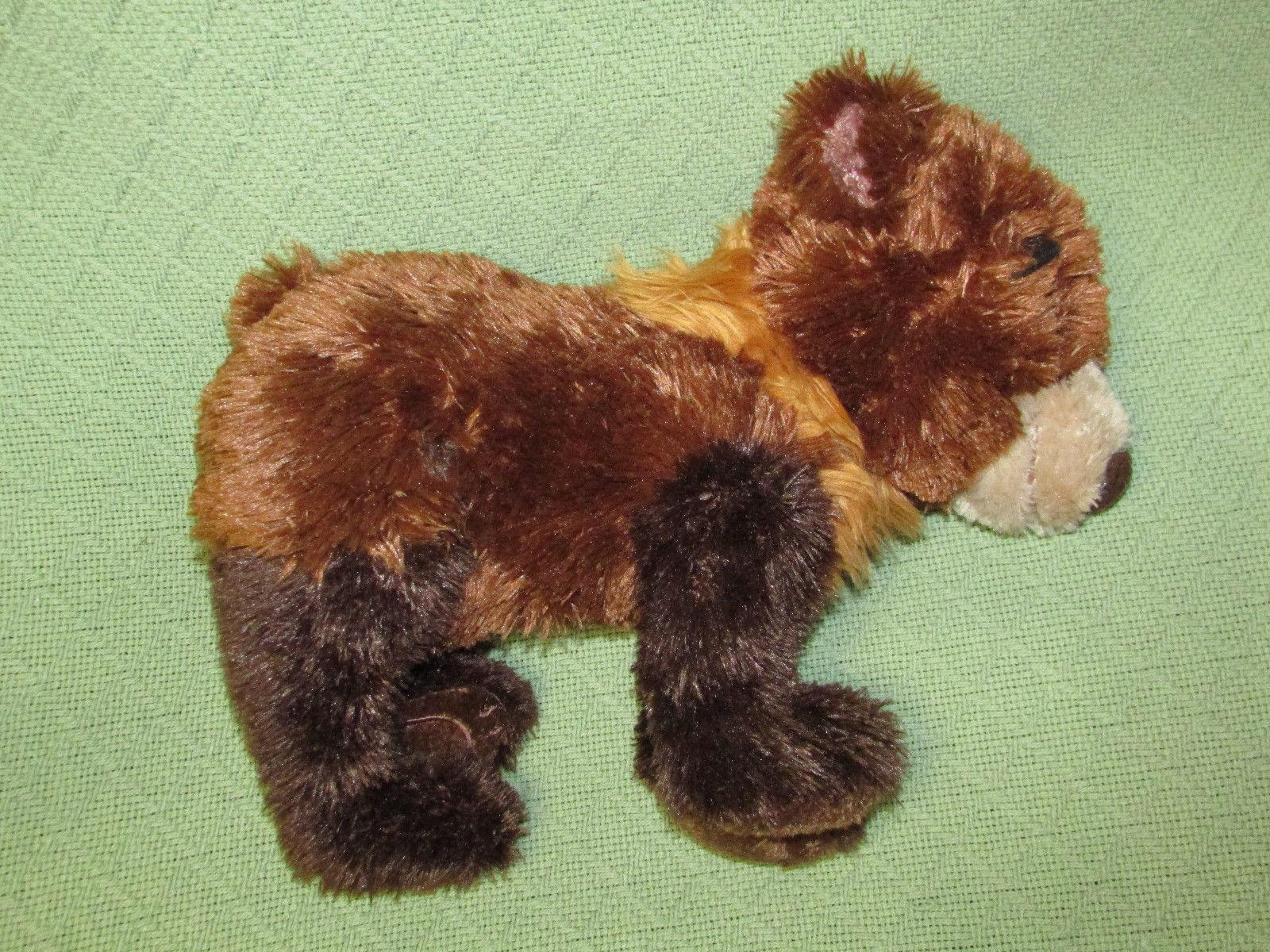 "Disney Brother Bear KODA Plush Brown Bear Floppy Bean Bag Stuffed Animal 12"" Toy image 4"