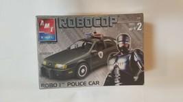 AMT Ertl Robocop Robo 1 Police Car Model Kit New Sealed Mint Condition 2003 - $39.60