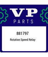 881797 Volvo penta Rotation speed relay 881797, New Genuine OEM Part - $520.87