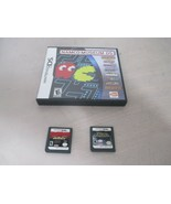 Lot of 3 Nintendo DS PAC-Man NAMCO, Pirates Caribbean World's , MX vs AT... - $19.99