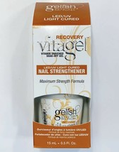 GELISH Vitagel Vitamin Enriched Recovery Nail Strengthener 0.5oz Big Size - $8.90