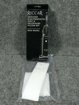 R25S - Riccar Genuine Electrostatic Post & Secondary Filter Set R25S Model - $9.75