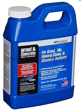 Primary image for GCFR Grout n Concrete Film Remover Hydrochloric Acid - Quart