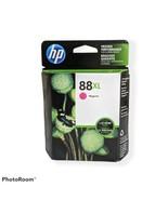HP 88 XL MAGENTA Ink Cartridge Expires 09/2020 — Genuine OEM Authentic S... - $16.93