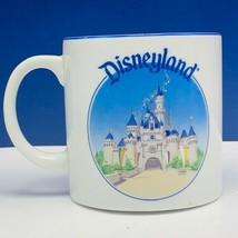 Disneyland coffee mug cup vtg Walt Disney Cinderella castle princess Jap... - $19.15