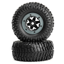 ZD Racing 1/10 Climbing RC Car Part Wheel A 8360 2PCS Used For HSP,HPI Traxxas S - $34.99