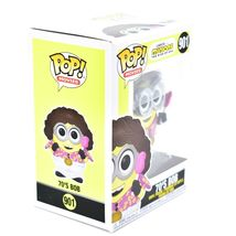 Funko Pop! Movies Minions The Rise of Gru Disco 70's Bob #901 Vinyl Figure image 4