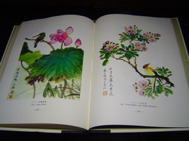 A COMPLETE GUIDANCE TO CHINESE BRUSH FLOWER-AND-BIRD PAINTING HARDCOVER image 2