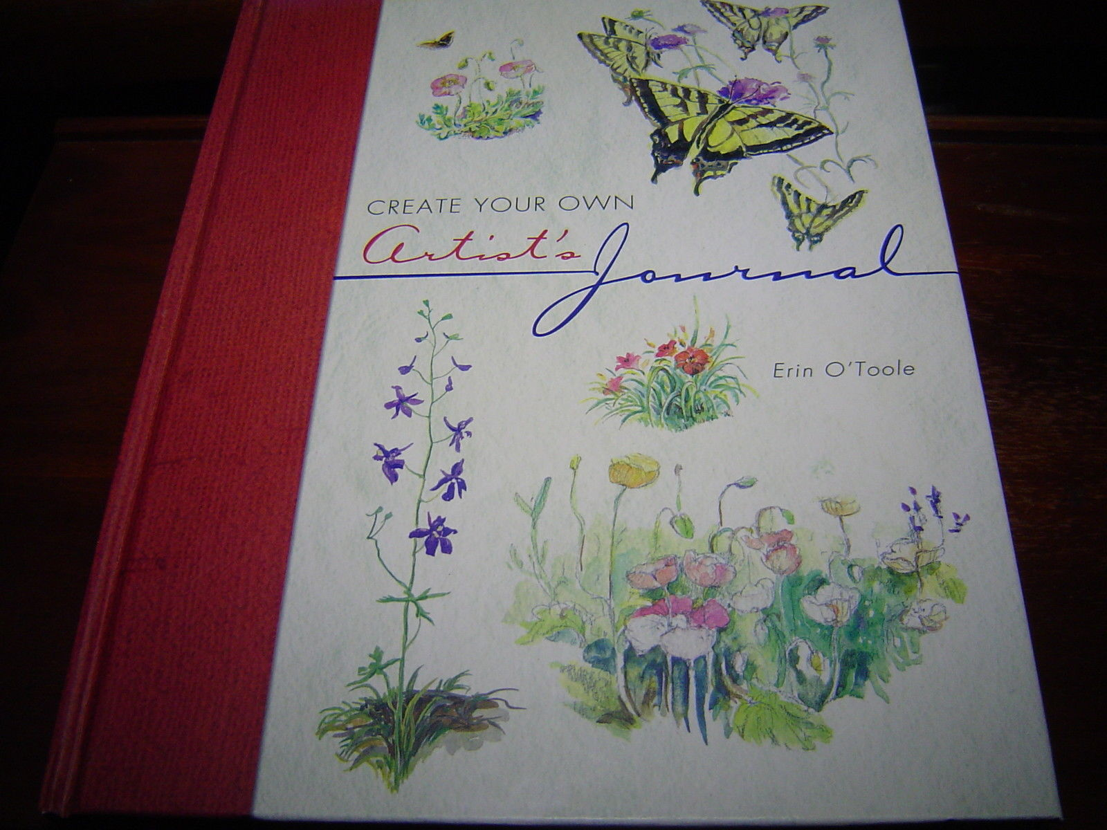 * NEW* Create Your Own Artist's Journal by Erin O'Toole (2002) HARDCOVER image 1