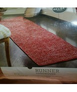 Threshold Handwoven Runner 22 x 84 - $25.00