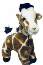 "Aurora Miyoni Nice Soft Giraffe 9"" Plush Stuffed Animal Zoo Toy Gift B71 - $24.11"