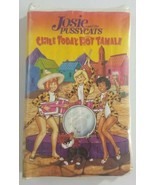 Josie and the Pussycats VHS Chile Today Hot Tamale 2001 Warner Brothers  - $7.69
