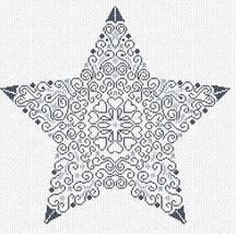 Superstar cross stitch chart Alessandra Adelaide Needleworks - $16.20