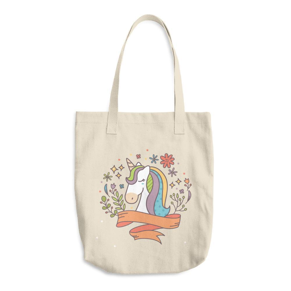 Noble Unicorn Classic Cotton Bag