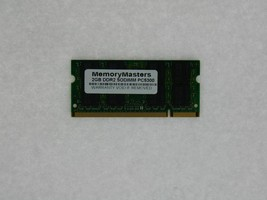 2GB DDR2 PC2-5300 667MHz Ram For Fujitsu Lifebook E8110 E8210 E8310E8410 Memory - $24.26