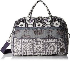 prAna Women's Bhakti Weekender Bag, Silver, One Size - $41.31