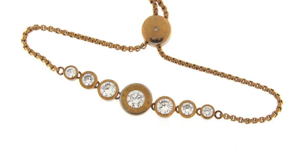 Michael kors Women's Stainless Steel Stainless Steel Bracelet