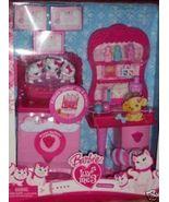 Barbie Luv Me 3 Kitties Checkup Playset NEW Cat Kitty Veterinary Office - $18.00