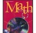Primary image for Math Advantage Preparation for Algebra Middle School I Hardcover Textbook
