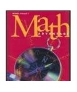 Math Advantage Preparation for Algebra Middle School I Hardcover Textbook - $13.00