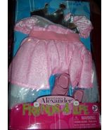 """Madame Alexander Princess Doll Outfit 18"""" NEW Pink  - $16.00"""