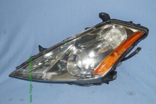 03-07 Nissan Murano HID Xenon Headlight Head Light Driver Left Side LH