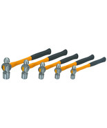 5 pc Ball Pein Hammer Set 8, 12, 16, 24, & 32 oz - $36.09