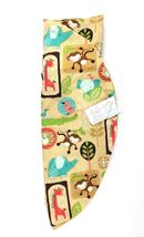 The Original Boppy Support Pillow Cottony Cute Slipcover Baby Jungle Animals image 3