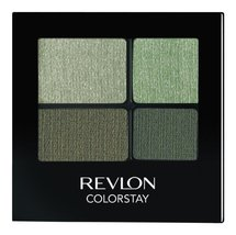 Revlon Colorstay 16 Hour Eye Shadow Quad, Luscious, 0.16 Ounce - $28.00