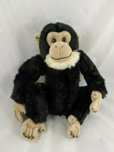 """Ganz Webkinz Chimpanzee Gold Signature Plush 11"""" WKS1002 Stuffed Animal toy - $9.95"""