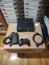 Microsoft Xbox 360 S 4GB Black Console - $100.00