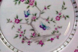 """Lenox 1985 Tea Garden Dinner Plate 10 1/2"""" image 3"""