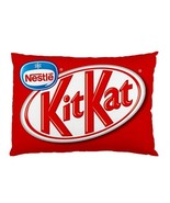 "Kit Kat Logo Pillow case 30""X20"" Full Size Pillowcase - $19.00"